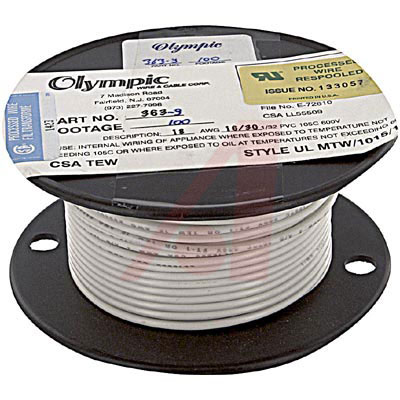 363 WHITE Olympic Wire and Cable Corp. от 76.90600$ за штуку