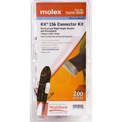 76650-0008 Molex от 28.09700$ за штуку
