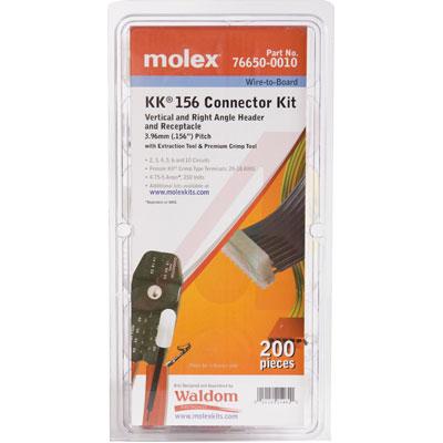 76650-0010 Molex от 46.59000$ за штуку
