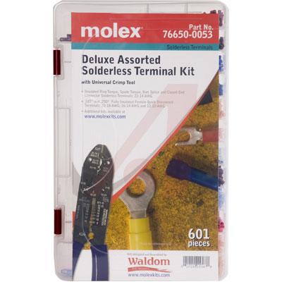 76650-0053 Molex от 107.94900$ за штуку