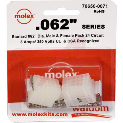76650-0071 Molex от 8.54500$ за штуку