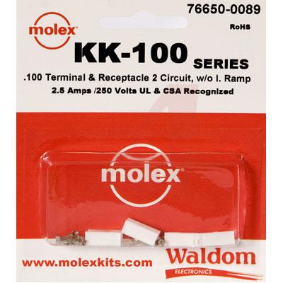 76650-0089 Molex от 2.31500$ за штуку