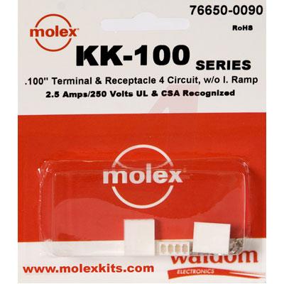 76650-0090 Molex от 2.45300$ за штуку