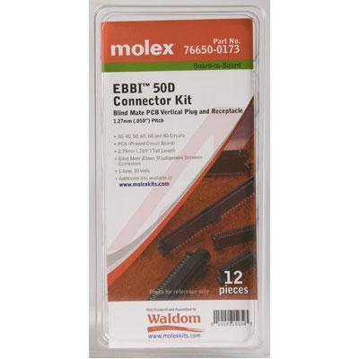 76650-0173 Molex от 85.70200$ за штуку