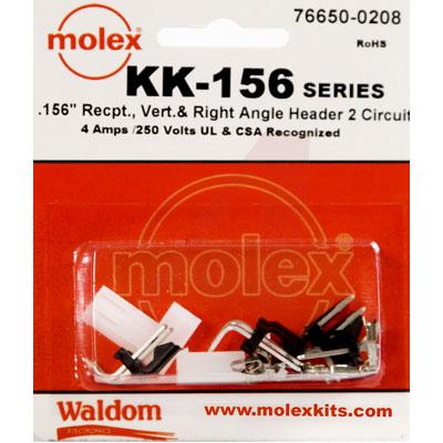 76650-0208 Molex от 2.48100$ за штуку