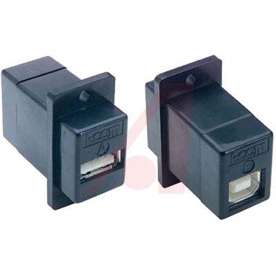 ECF504B-UAB L-com Connectivity Products от 5.29200$ за штуку