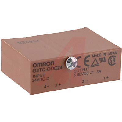 G3TCODC24DC24 Omron Electronic Components от 0.00000$ за штуку