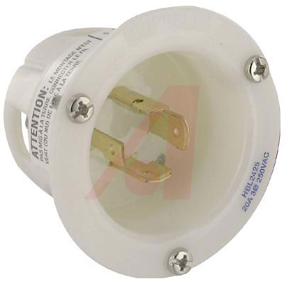 HBL2425 Hubbell Wiring Device-Kellems от 28.18900$ за штуку
