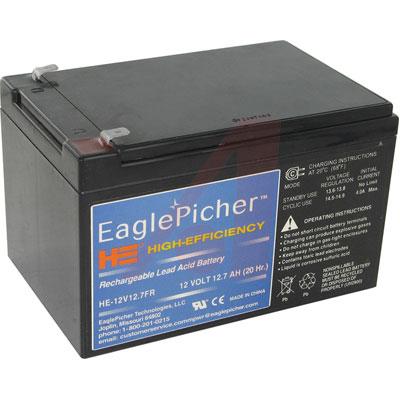 HE12V12.7FR Eagle Picher от 36.89700$ за штуку