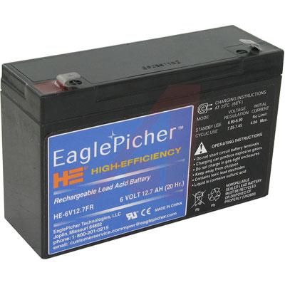HE6V12.7 Eagle Picher от 17.95800$ за штуку