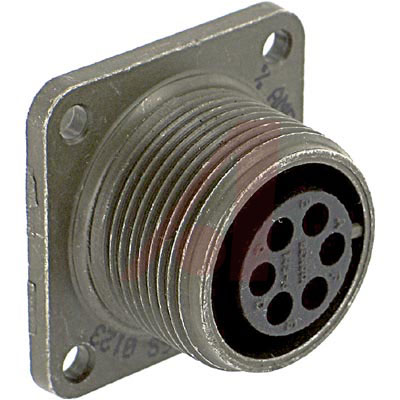 TEs DEUTSCH 5015 High Power Contacts  Connector and