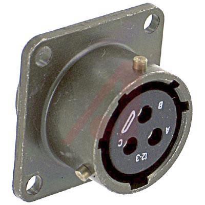 MS3112E12-3S Amphenol от 11.20100$ за штуку