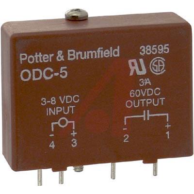 ODC5 Tyco Electronics от 12.35000$ за штуку