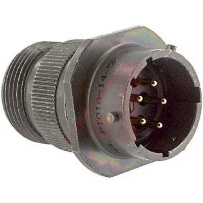 PT01A-14-5P Amphenol от 17.99800$ за штуку
