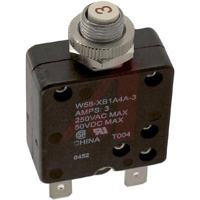 W58-XB1A4A-3 Tyco Electronics от 4.02000$ за штуку