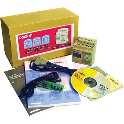 ZEN-STARTER02-V2 Omron Automation от 250.00000$ за штуку